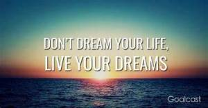 Dreams, Goals, The future, never quit, dedication, belifes